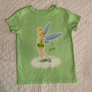 Disney Store Tink Graphic Tee
